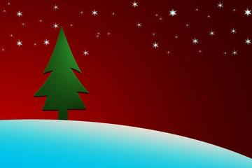 Christmas Xmas background tree design