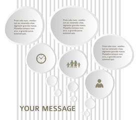 infographics-template-page-booklet-stripes-background