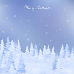 Christmas elegant vector  card