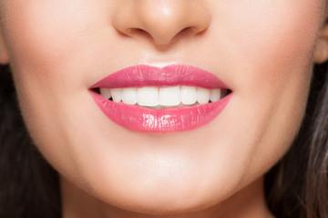 Beautiful healthy teeth