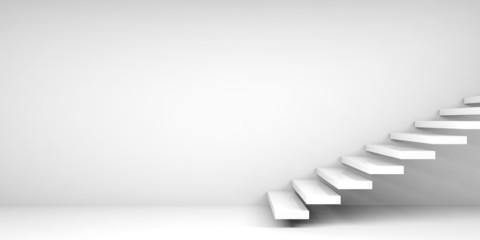 Treppen, Stufen, Aufstieg, Abstieg Fototapete