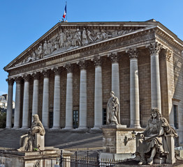 Paris - National Assembly