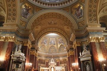 Budapest - Basilique Saint-Étienne