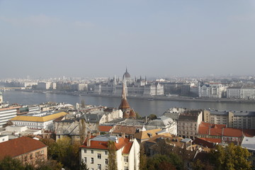 Budapest - Paysage