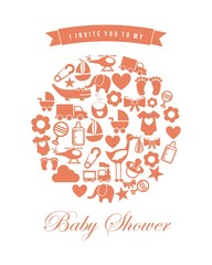 baby shower design