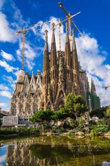 スペイン サグラダ・ファミリア Sagrada Familia