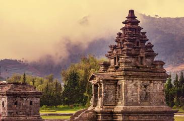Aluminium Prints Indonesia Temple in Java
