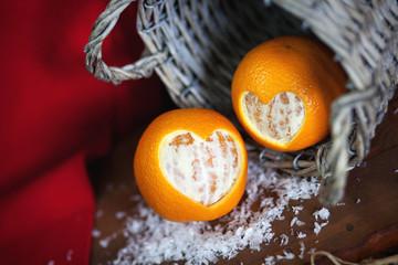 Апельсиновые мечты