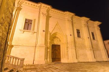 Caramanico Terme Chiesa Santa Maria Assunta