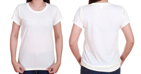 Search photos shirt for White t shirt template front and back