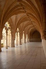 Jeronimos Monastery Cloister arcade