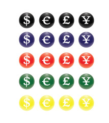 Round Currency Icon