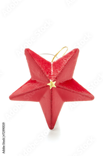 Christbaumschmuck Stern Stock Photo And Royalty Free Images On