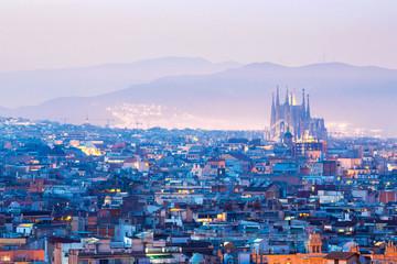 Foto op Canvas Barcelona Barcelona Spain