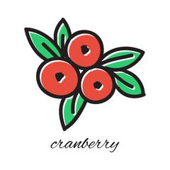 Doodle cranberry.