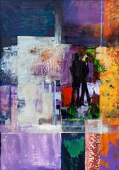 Triptychon Shared Loneliness III