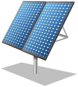 Solar panels photovoltaics tracker