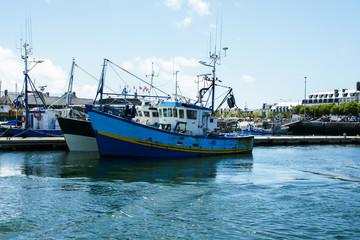 Navire de pêche