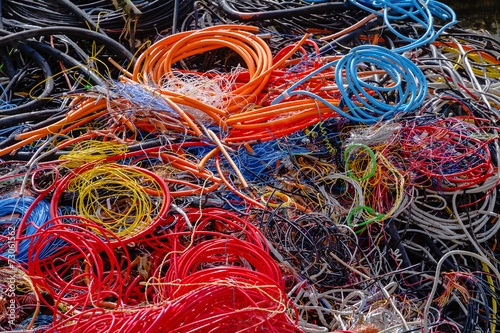Kabel Recycling\