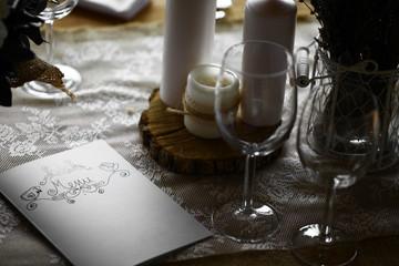 Dinner detail