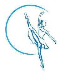 ballerina symbol