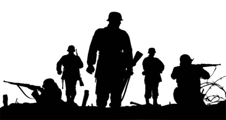 Fototapeta Army obraz