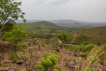 Landschaft Guinea