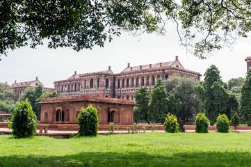 Printed kitchen splashbacks Delhi Red Fort in Delhi