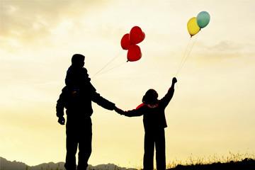 ailede mutluluk
