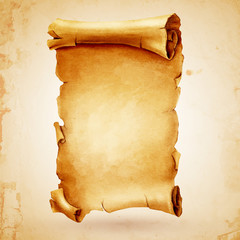 parchment aged