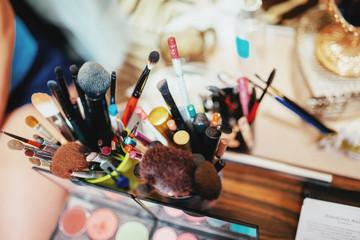 Makeup cosmetics collection