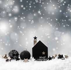 Black trend christmas