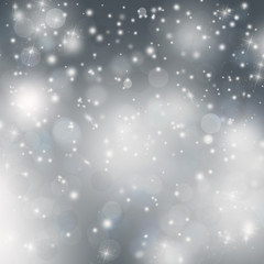 Winter Background white grey