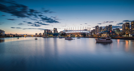 BC Place on the Water