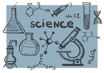 chemistry and science concepts