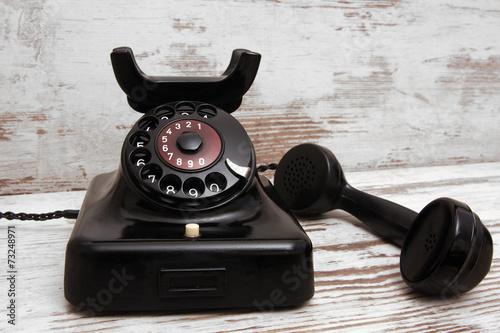 altes telefon stockfotos und lizenzfreie bilder auf bild 73248971. Black Bedroom Furniture Sets. Home Design Ideas
