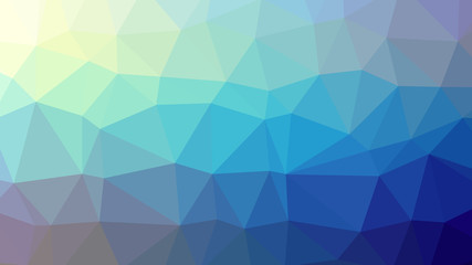Abstract background with triangles. Raster №8