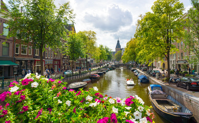 Papiers peints Amsterdam Amsterdam