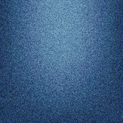 vector texture of blue jeans textile