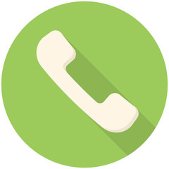 Telephone handsets icon