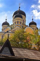 church in the vilalge