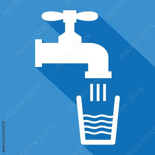 quotlogo eau potablequot fichier vectoriel libre de droits sur