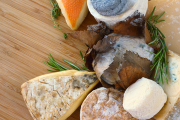 French Cheese composition