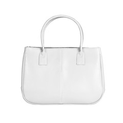 White female bag