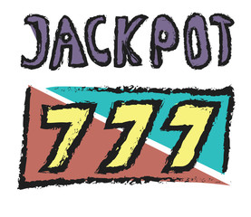 doodle 777 jackpot