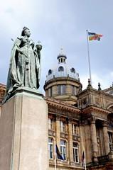 Queen Victoria Statue, Birmingham © Arena Photo UK