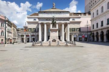 Teatro Carlo Felice, Genua