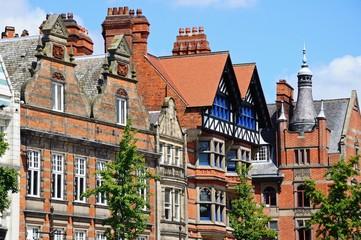 Old Market Square buildings, Nottingham © Arena Photo UK