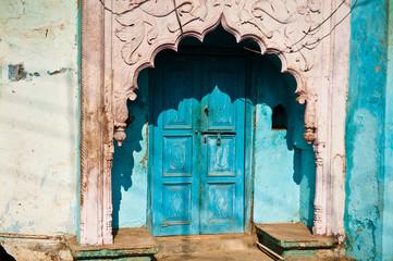 Keuken foto achterwand India porta, india
