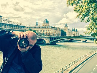 photograher in paris france